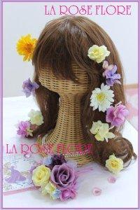 ラプンツェルのヘッドドレス