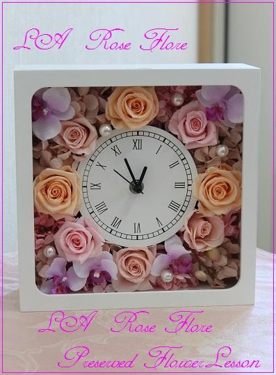 画像1: ブライダルコース 花時計